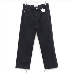 ZARA the city worker in black jeans